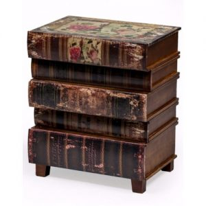 Book Chest Of Drawers