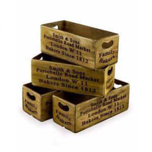 'Portobello Rd' Storage Box