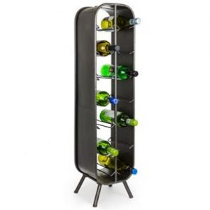 'Camden' Metal Industrial Wine Rack