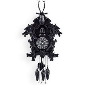 Cuckoo Clock/Black