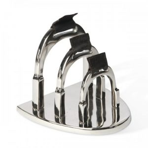 Equestrian Stirrup Letter Holder