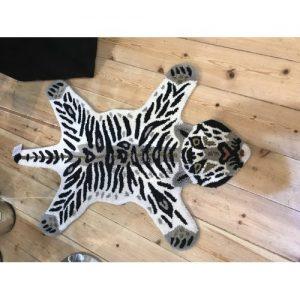 Wool Tiger Rug