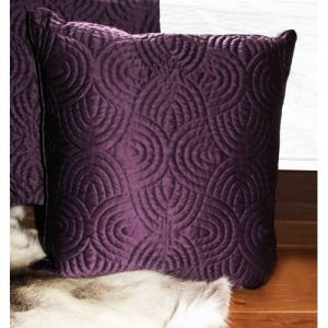 Cushion – Rich Aubergine