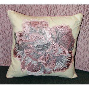 Cushion – Antique Rose.