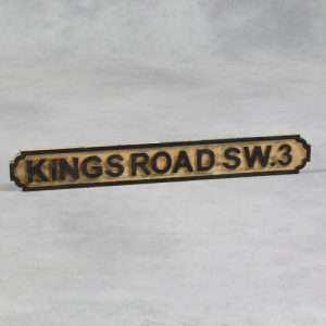 Road Sign – Kings Road