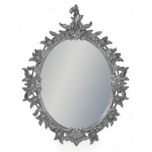 Acorn Mirror /Silver