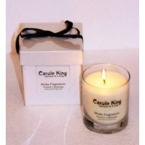 French Chateau Perfumed Candle