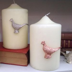Pheasant Candle Pins